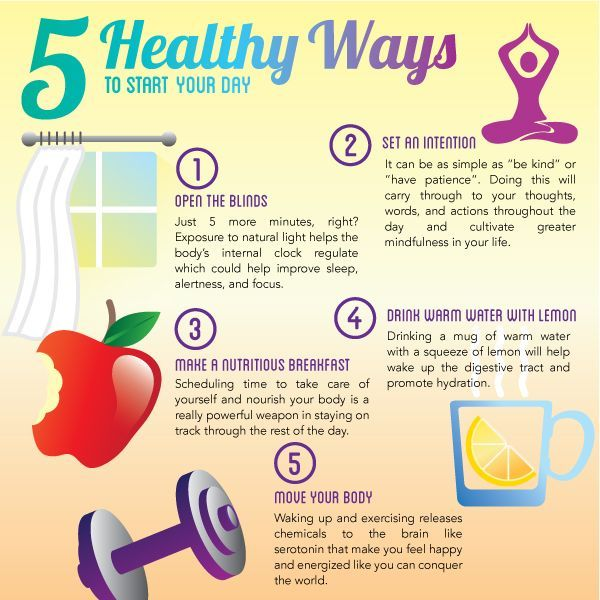 how to start a healthy lifestyle change