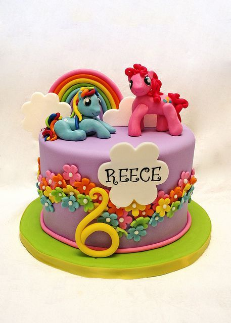 My Little Pony Cake Pictures Photos And Images For
