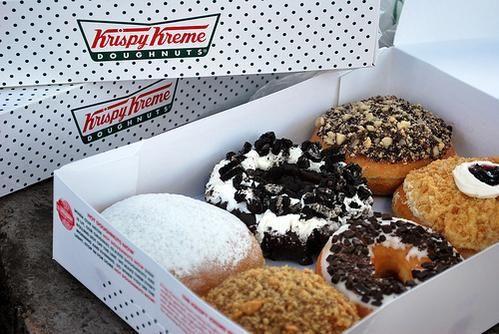How To Make Krispy Kreme Doughnuts Recipe — Dishmaps