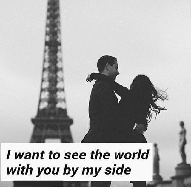 i want to see the world with you by my side pictures