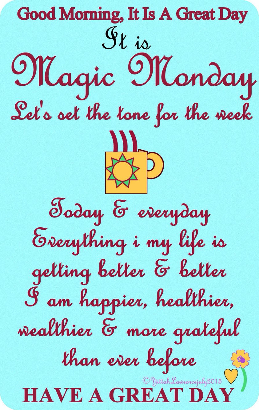 Good Morning Monday Quotes Good Morning Monday Quote Pictures Photos And Images For