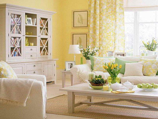 sunny living room yellow living room pictures photos and images for 11030