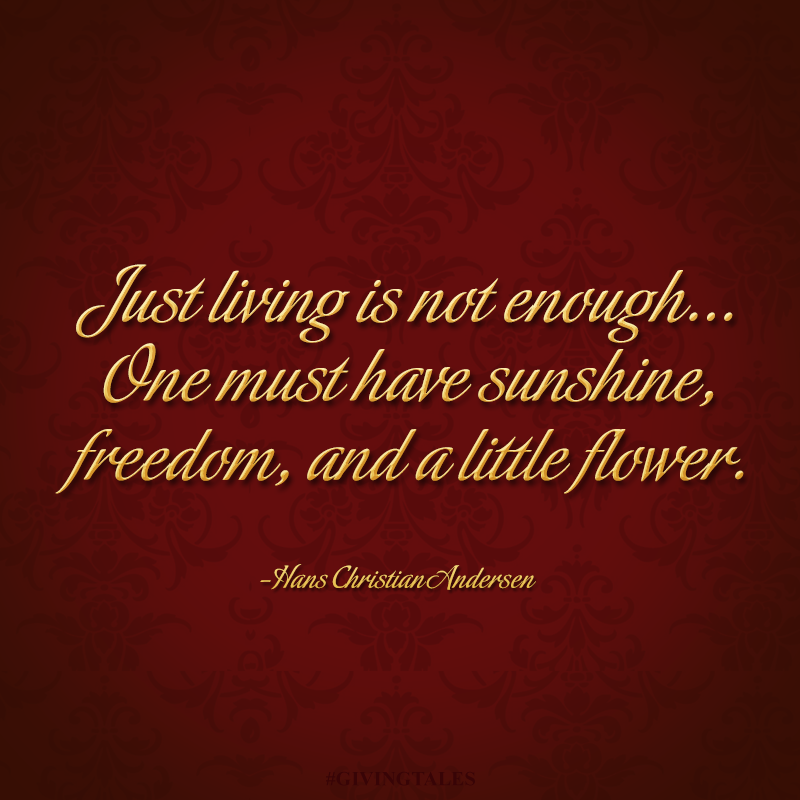 Hc Andersen Quote About Life2 Pictures Photos And Images For