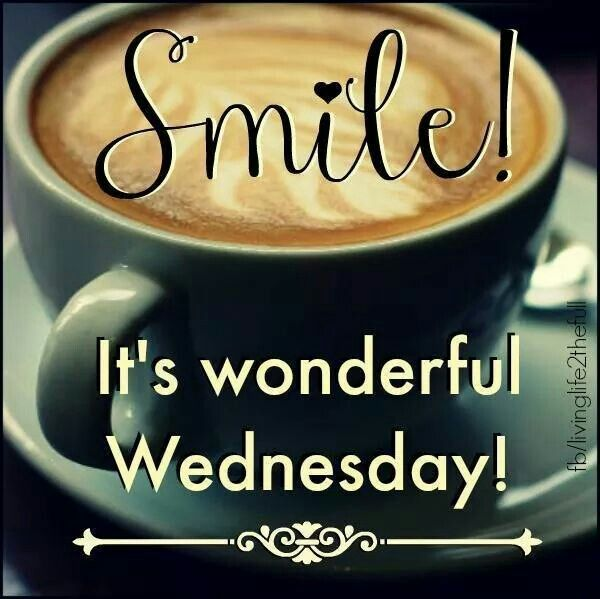Smile Its A Wonderful Wednesday Pictures, Photos, and ...