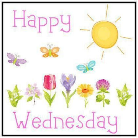 happy wednesday pictures  photos  and images for facebook free st patrick s day clipart free st patrick's day clip art borders