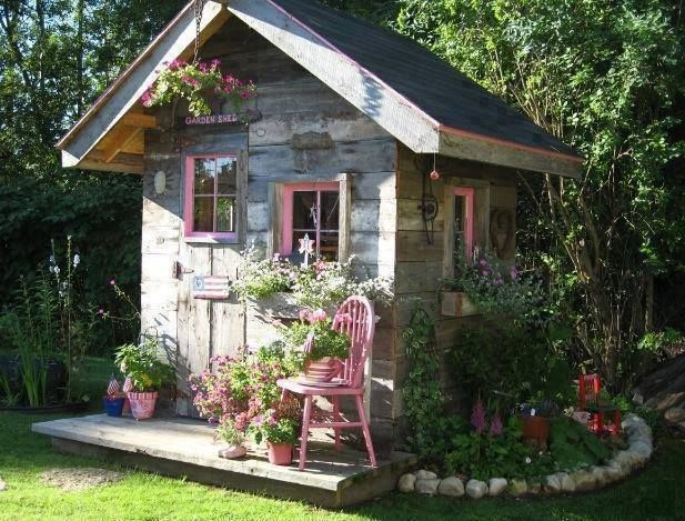 Garden Shed Designs Yourself Rustic Garden Sheds Diy