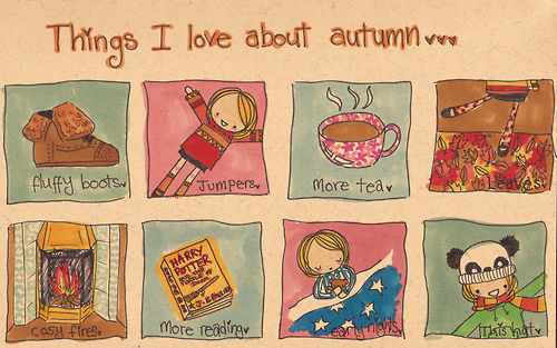 Things I Love About Autumn Pictures, Photos, and Images ...