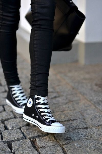 dc4fc5f0523f Black Jeans And Converses Pictures