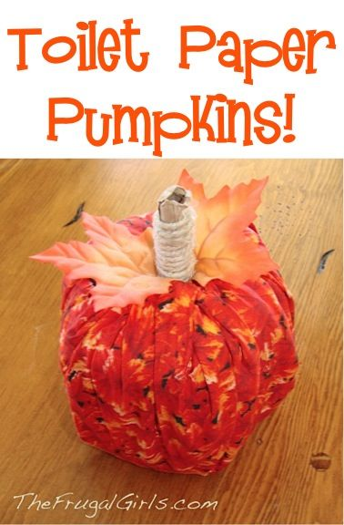 Toilet Paper Pumpkins Pictures Photos And Images For