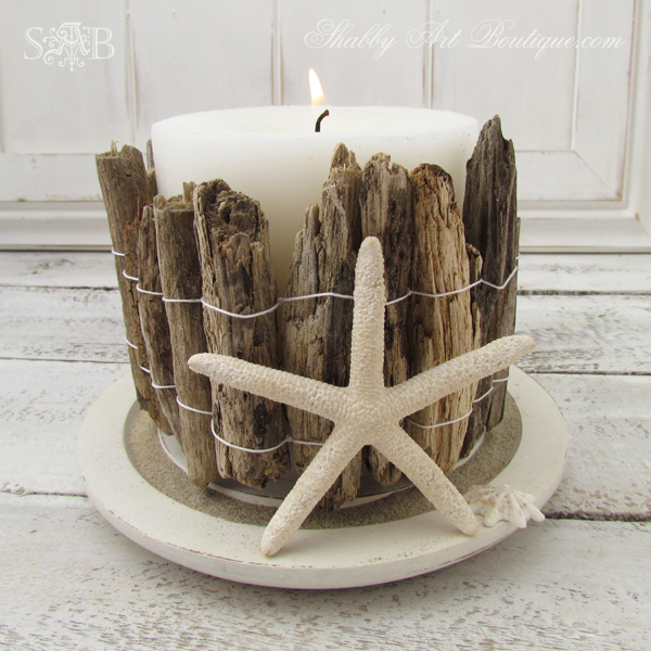 Driftwood Candle Holder Pictures Photos And Images For