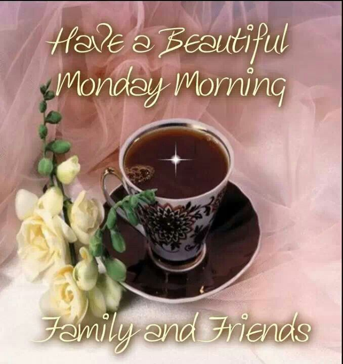 Have A Beautiful Monday Morning Family And Friends Pictures, Photos ...