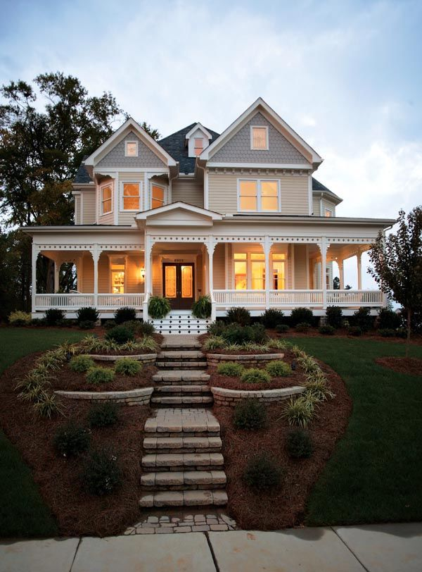 Country farmhouse victorian style pictures photos and - Country homes and interiors pinterest ...