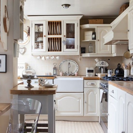 Classic White Country Kitchen Pictures Photos And Images For