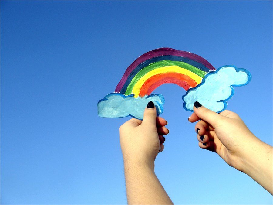 Cute Rainbow Pictures Photos And Images For Facebook Tumblr Pinterest And Twitter