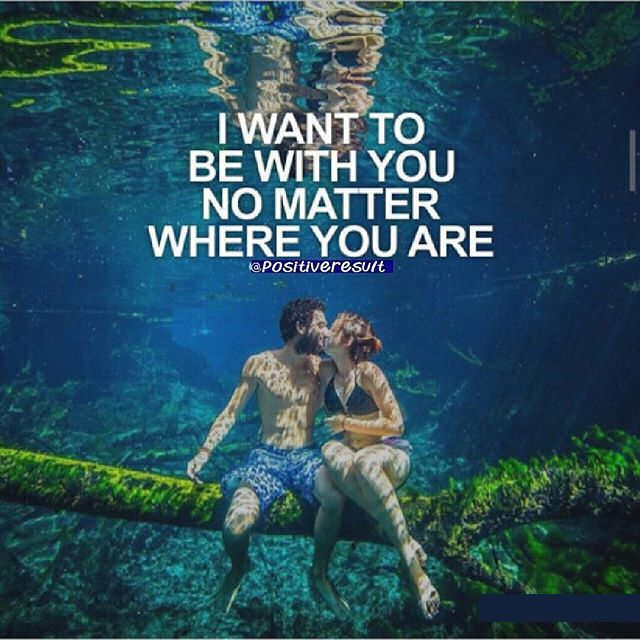 I Wanna Be With You: I Want To Be With You No Matter Where You Are Pictures