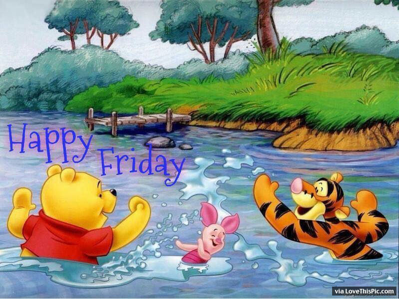 Winnie The Pooh Happy Friday Pictures Photos And Images