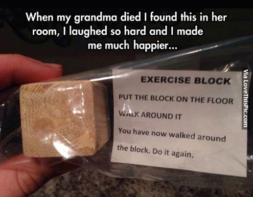 RIP To This Funny Grandma Pictures, Photos, and Images for ...