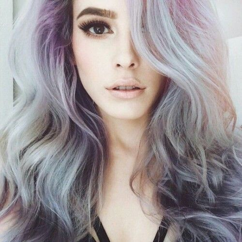 Silvery Wavy Hair Pictures Photos And Images For Facebook