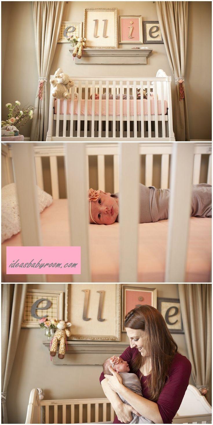 Beautiful Baby Girls Room