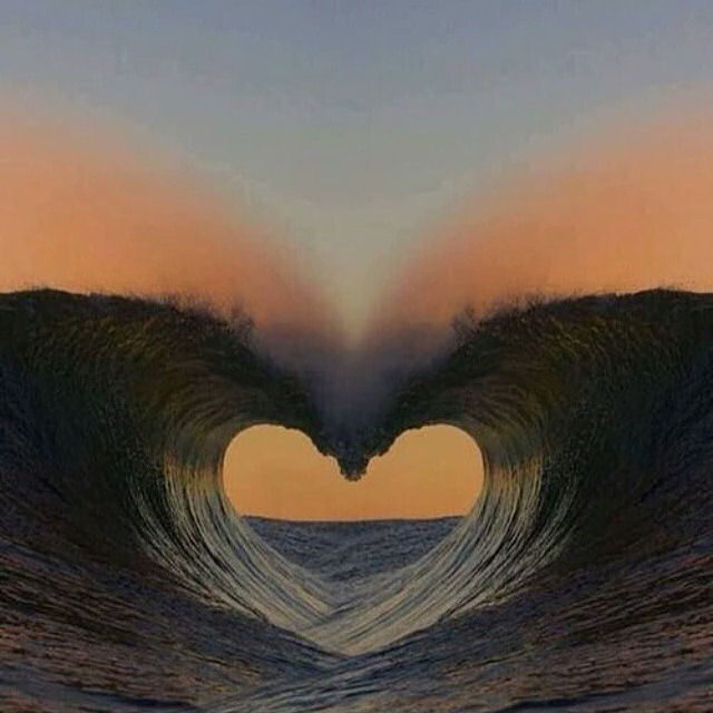 Ocean Heart Pictures, Photos, And Images For Facebook