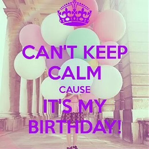 It S My Wedding Day Quotes: Can't Keep Calm It's My Birthday Pictures, Photos, And