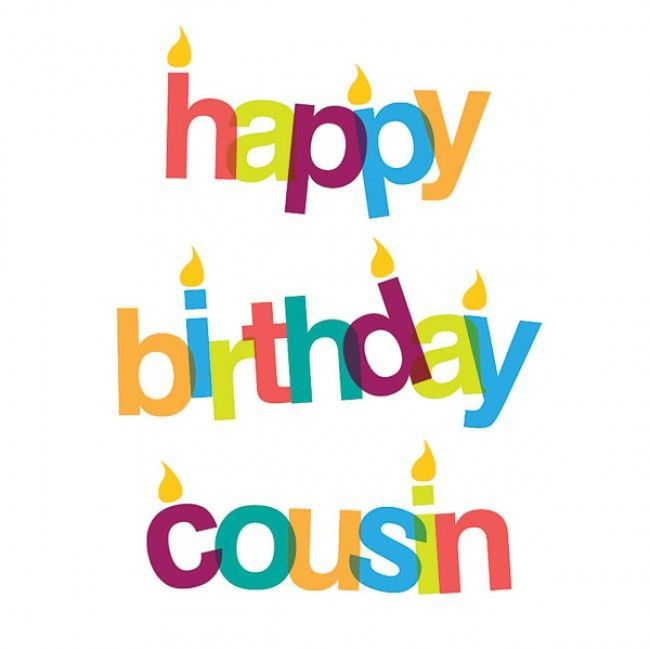 Happy Birthday Quotes Cousin ~ Image gallery happy birthday cousin images