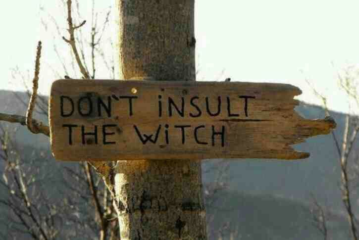 Don T Insult The Witch Pictures Photos And Images For