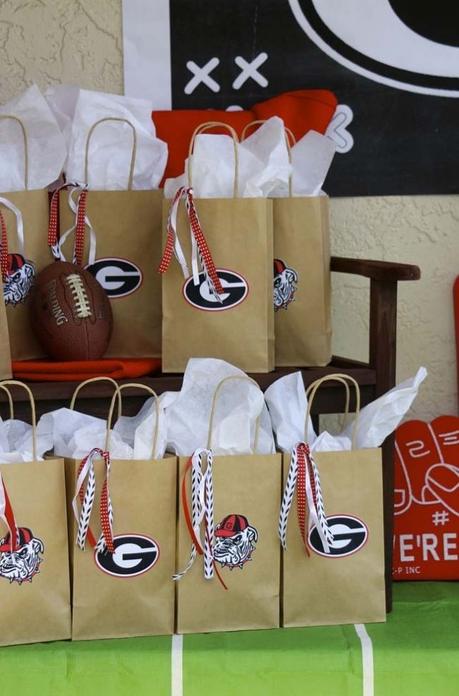 Football Party Favor Bags Pictures, Photos, and Images for ...