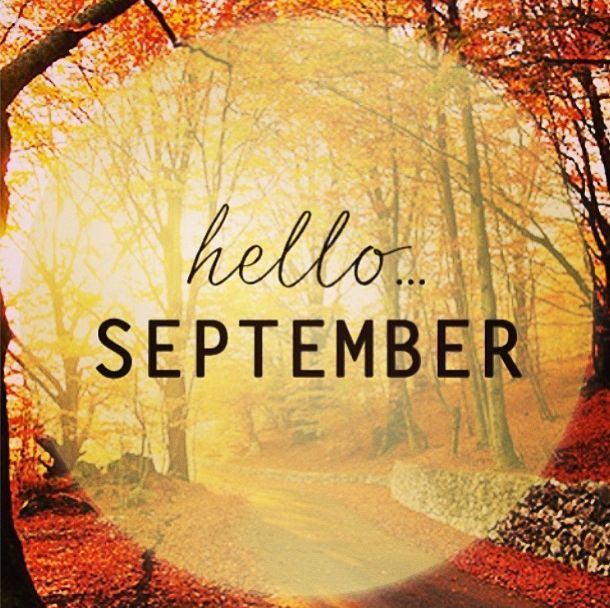 Hello september pictures photos and images for facebook tumblr