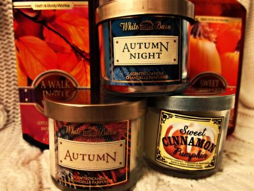 Fall Scented Candles Pictures Photos And Images For