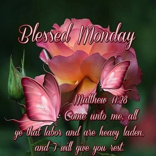 Blessed monday pictures photos and images for facebook - Monday blessings quotes and images ...