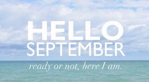 Image result for September ready