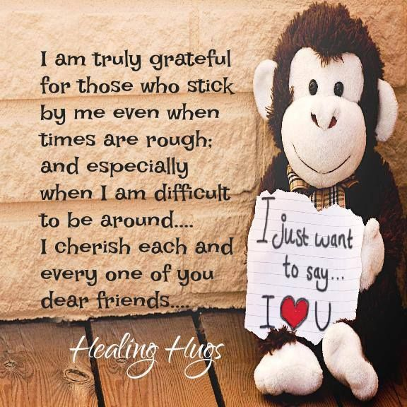 Thankful To Friends Quotes: I Am Truly Grateful Pictures, Photos, And Images For