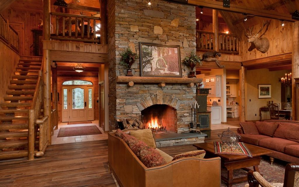 Cabin Home Interior Pictures Photos And Images For