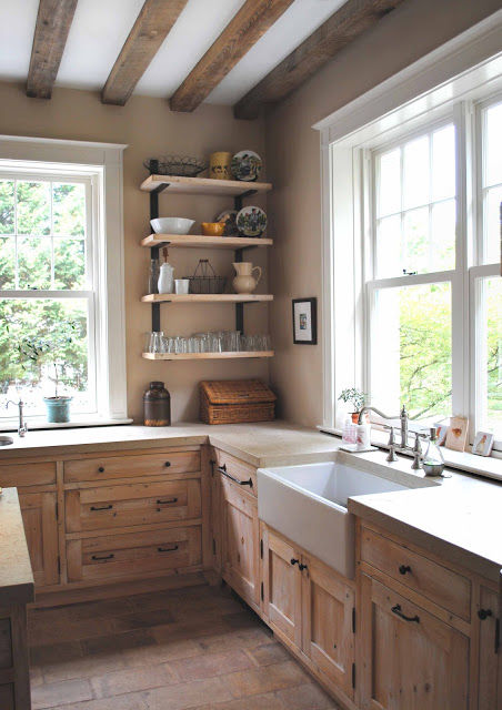 Rustic Farmhouse Kitchen Pictures, Photos, and Images for ... on Farmhouse Rustic Kitchen  id=68755