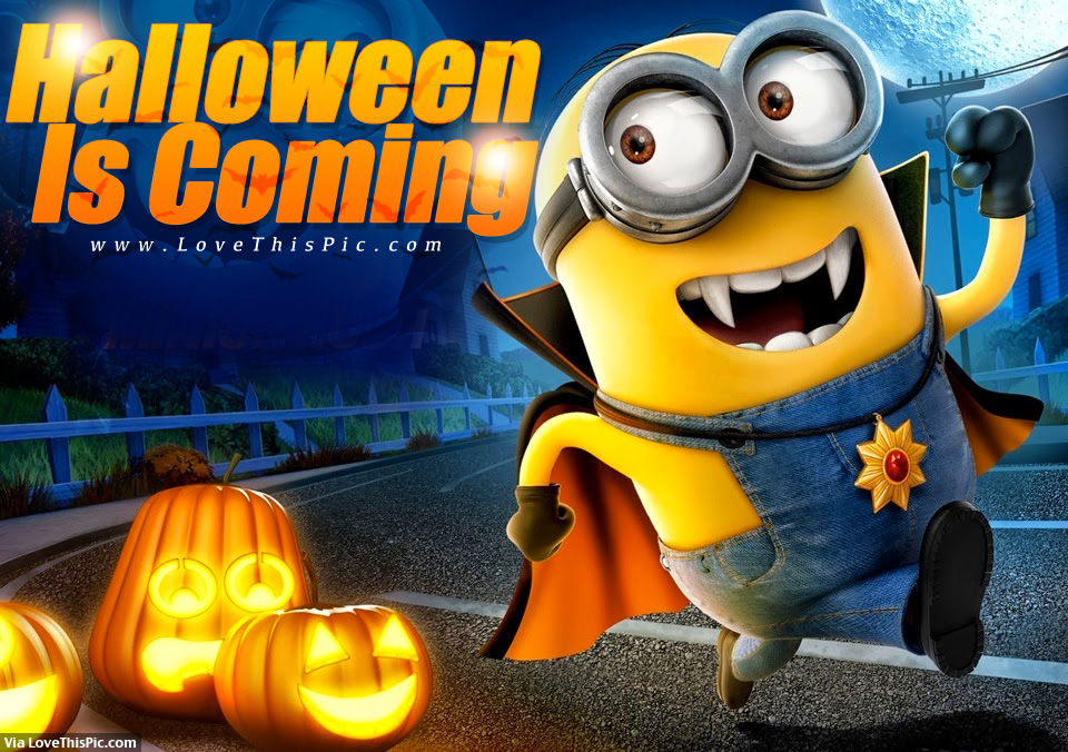 Halloween Is Coming Pictures, Photos, and Images for Facebook ...