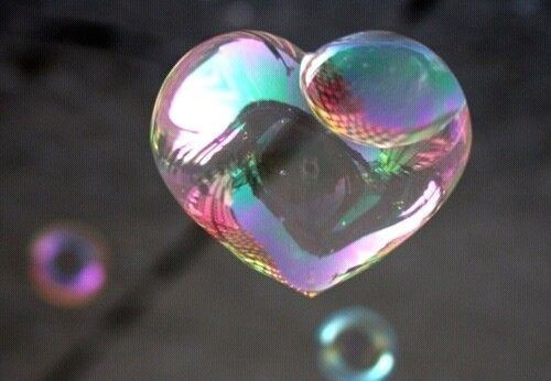 Heart Shaped Bubble Pictures Photos And Images For Facebook