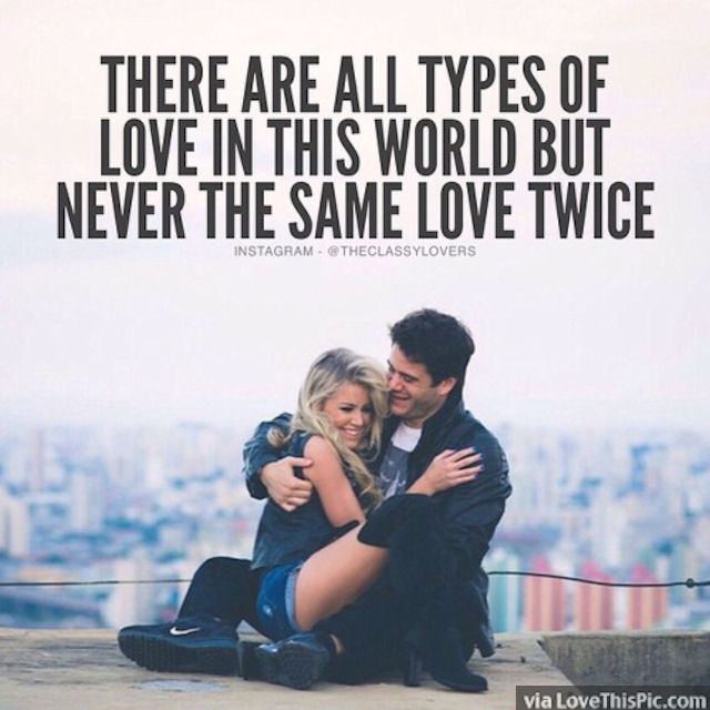 what is love and types of love