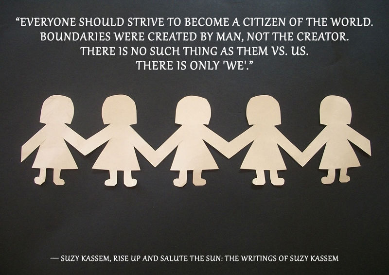 Everyone Should Strive To Become A Citizen Of The World. Pictures ...