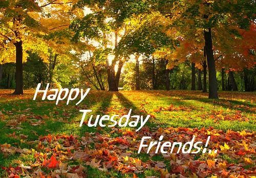Image result for Happy Tuesday autumn day