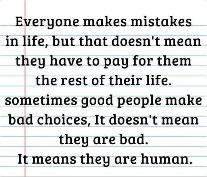 Everybody Makes Mistakes Pictures, Photos, And Images For