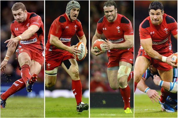 Wales Rugby World Cup Squad 2015 – Welsh Dragons RWC Team Squad 2015 ...