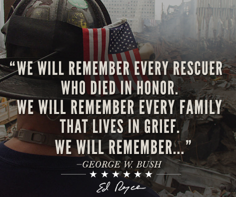 The Most Powerful Quotes Remembering 9/11 on the 17th ...