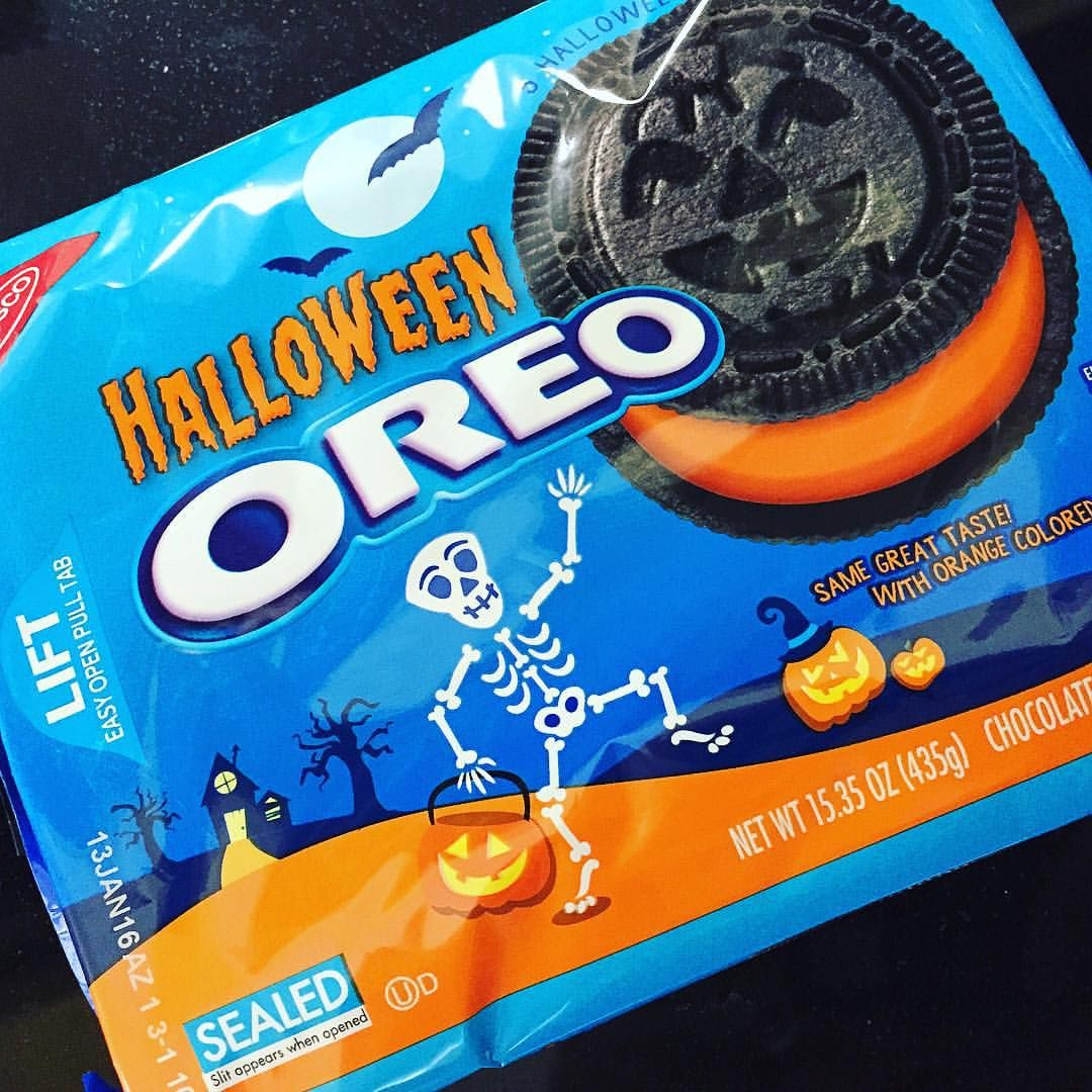 Halloween Oreo Cookies Pictures, Photos, and Images for Facebook ...