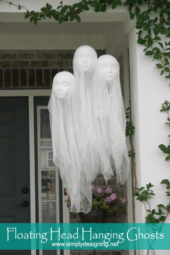 Floating Head Hanging Ghosts Pictures Photos And Images