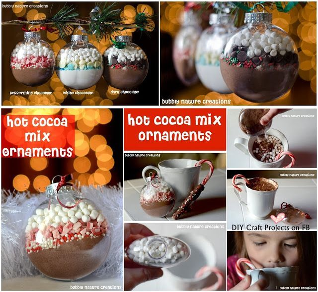Hot Cocoa Mix Ornaments Pictures, Photos, and Images for Facebook ...