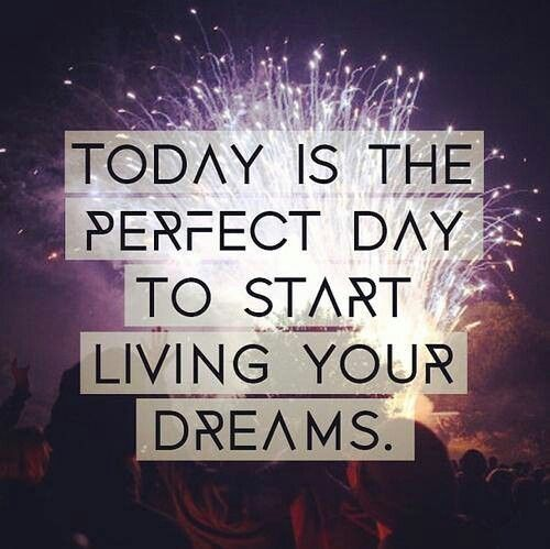Inspirational Day Quotes: Today Is The Perfect Day Pictures, Photos, And Images For