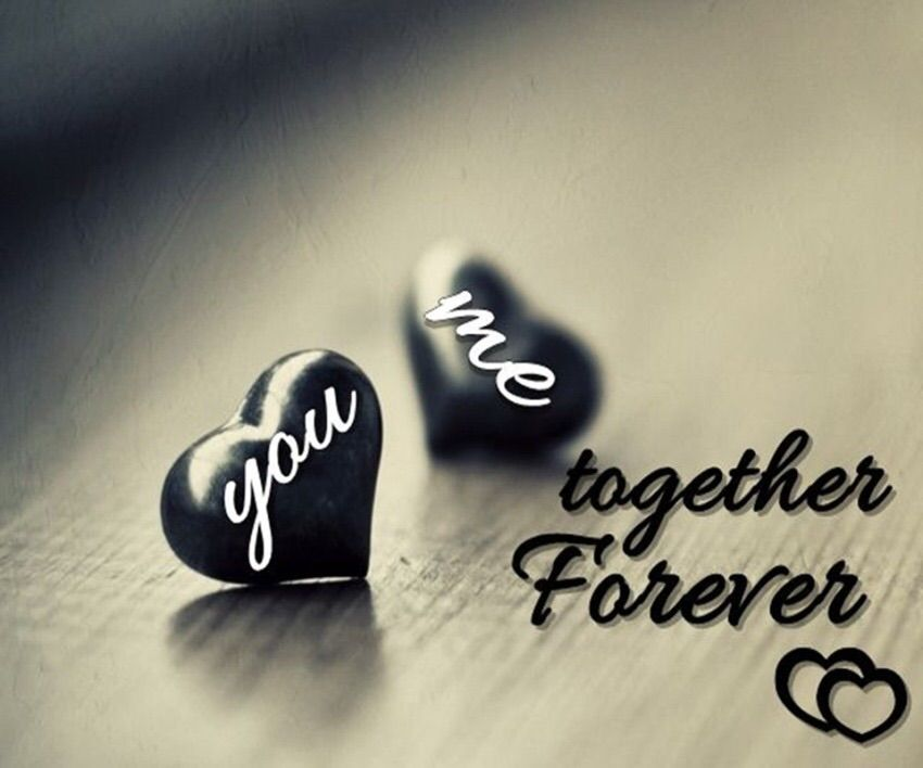 Love Wallpaper U And Me : Together Forever Pictures, Photos, and Images for Facebook, Tumblr, Pinterest, and Twitter