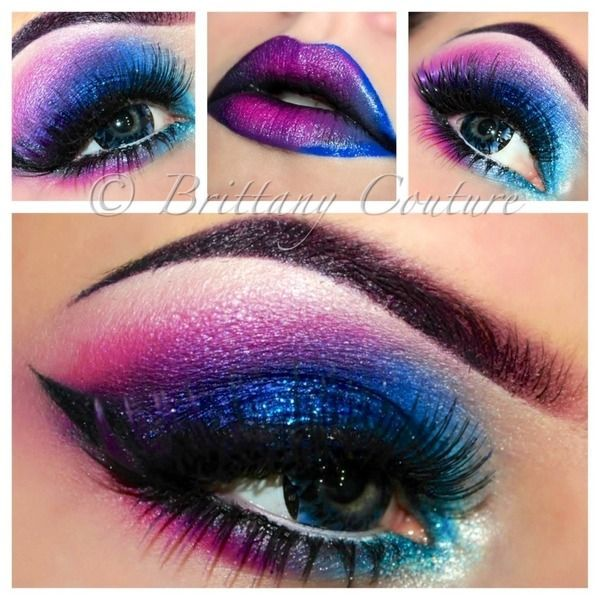 Galaxy Eye Makeup Pictures, Photos, and Images for Facebook ...