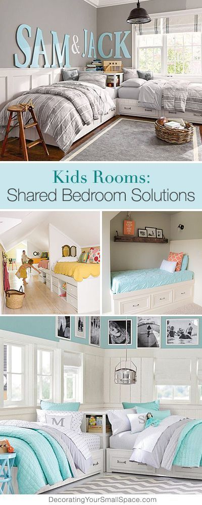 Kids Shared Bedroom Idea Pictures Photos And Images For